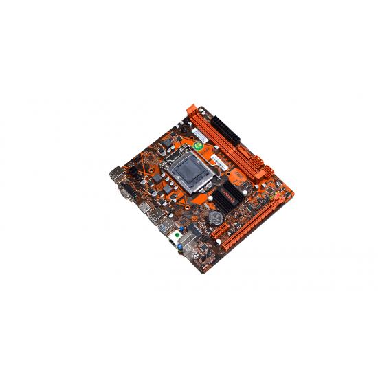 Esonic H61FHL 1333MHz DDR3 Soket 1155Pin mATX Anakart