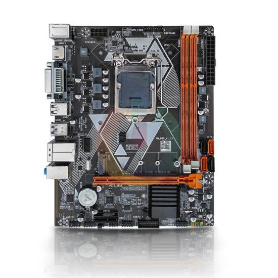 Turbox B85(H81) Sata.M2 Ddr3 1600MHz Usb 3.0 Vga Hdmi Ses Lan 1150P 4.Gen Anakart