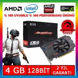 ELSA Phantom Amd Radeon R7 240 4gb Gddr3 128 Bit Ekran Kartı