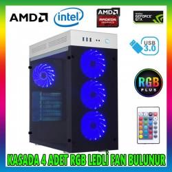 FRISBY FC-9230G GAMEMAX USB 3.0 MidT ATX PENCERELİ ALÜMİNYUM KASA