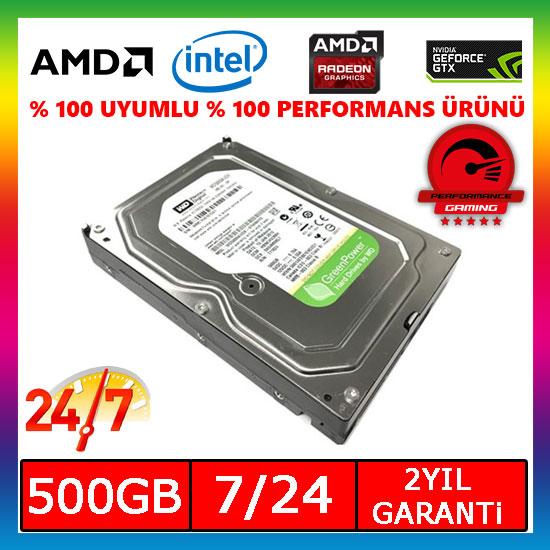 Western Digital AV-GP WD5000AVDS 500 GB HDD