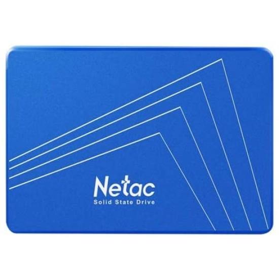 NETAC 120GB 2.5 Sata 3 560/520 SSD Disk 2 YIL Garantili