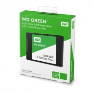"Western Digital 120 GB Green WDS120G2G0A 2.5"" SATA 3.0 SSD"